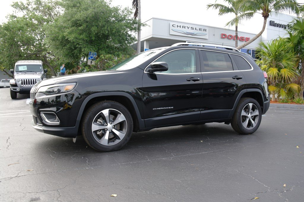 Certified Pre Owned 2019 Jeep Cherokee Limited