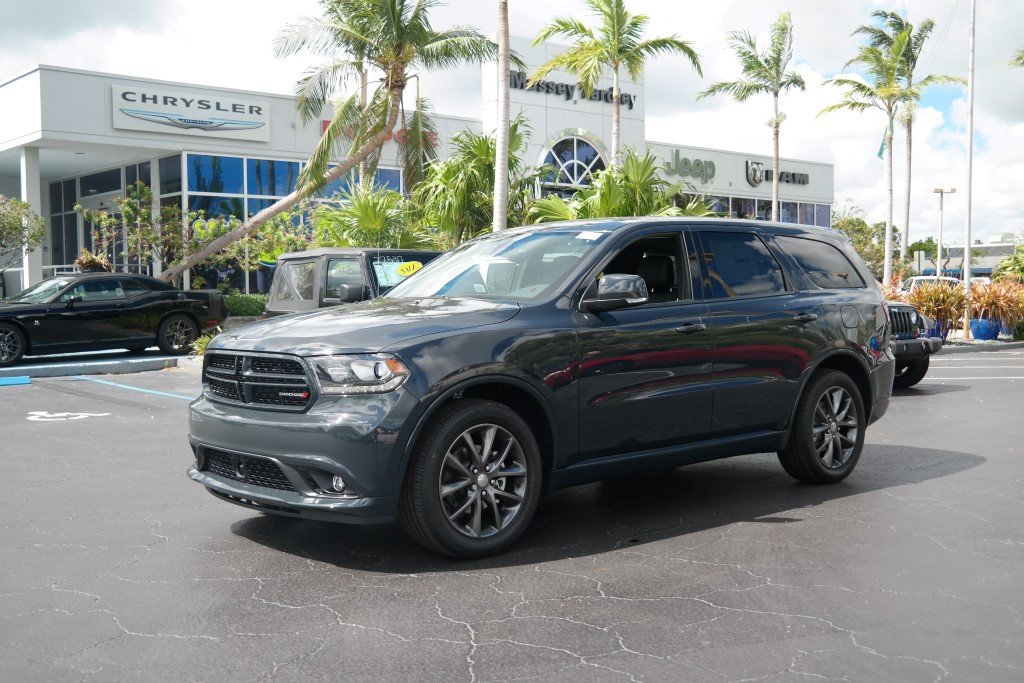 new 2018 dodge durango gt sport utility in plantation 48006 massey yardley chrysler dodge. Black Bedroom Furniture Sets. Home Design Ideas