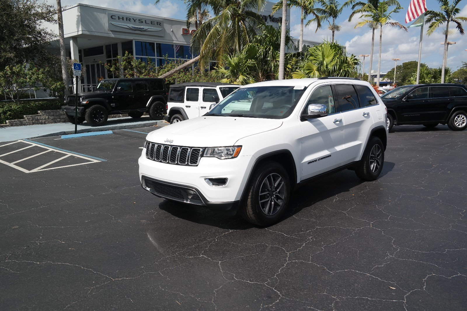 Certified Pre Owned 2019 Jeep Grand Cherokee Limited