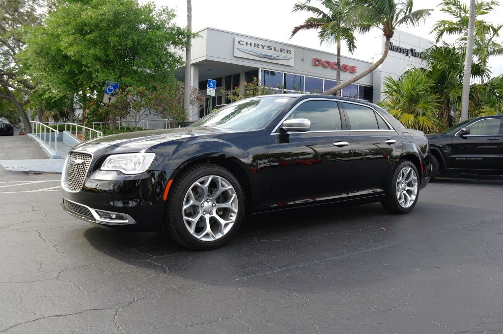 Certified Pre Owned 2019 Chrysler 300 300c