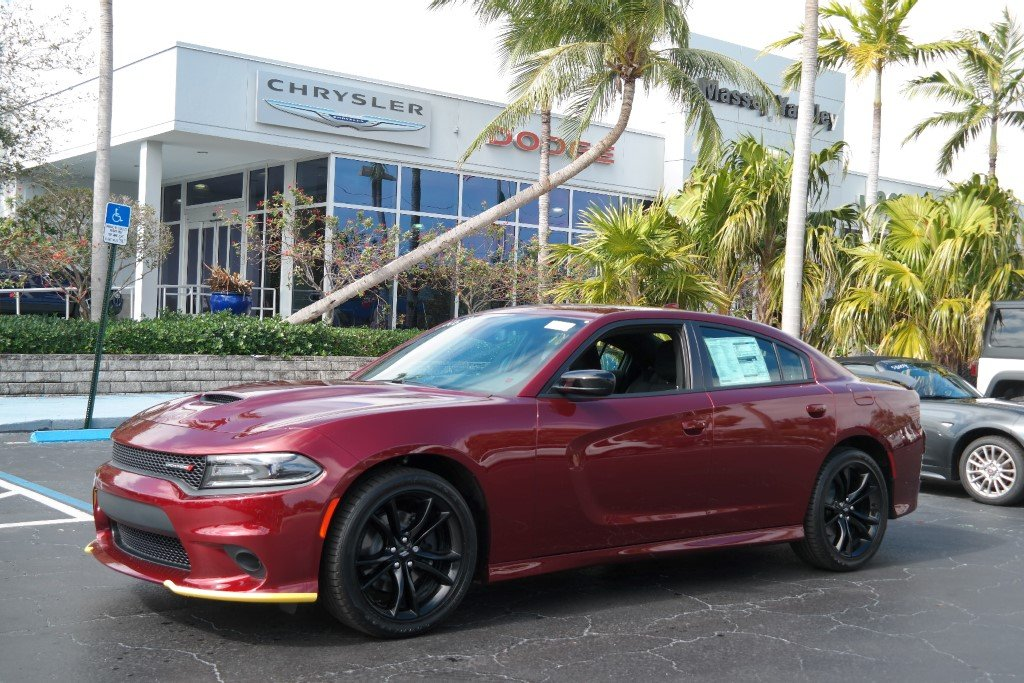 New 2018 Dodge Charger Sxt Plus Sedan In Plantation 88067