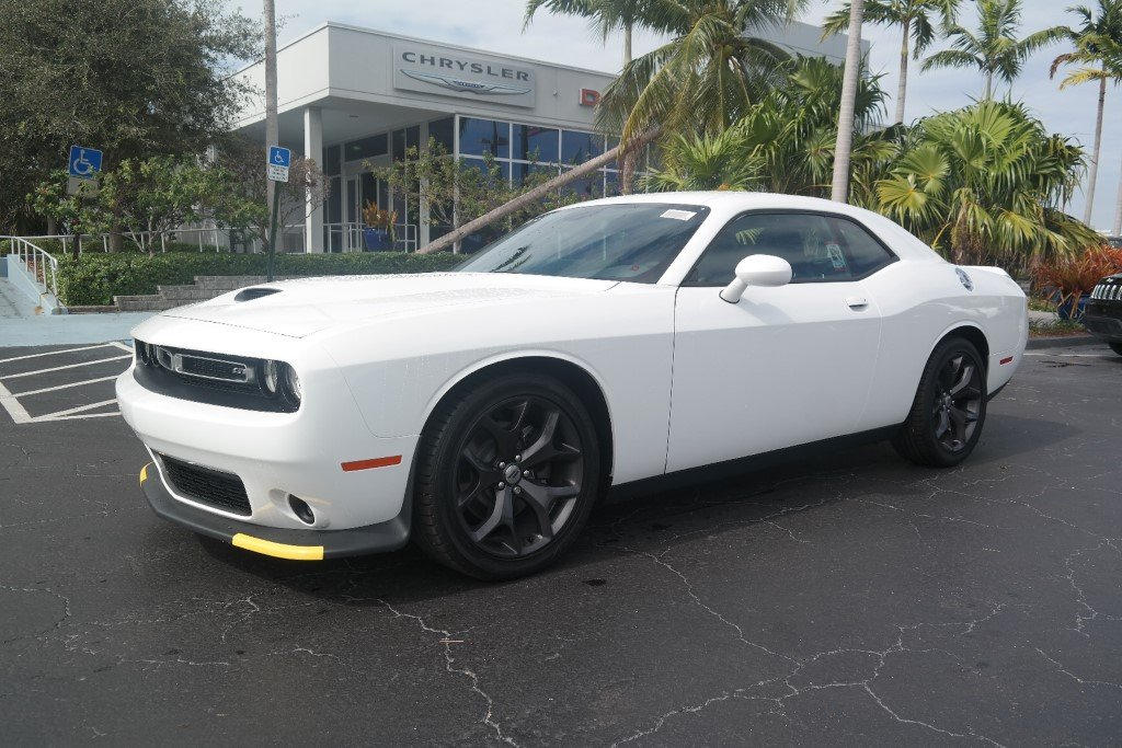 New 2019 Dodge Challenger Gt Coupe In Plantation 89007 Mey Yardley Chrysler Jeep Ram Fiat