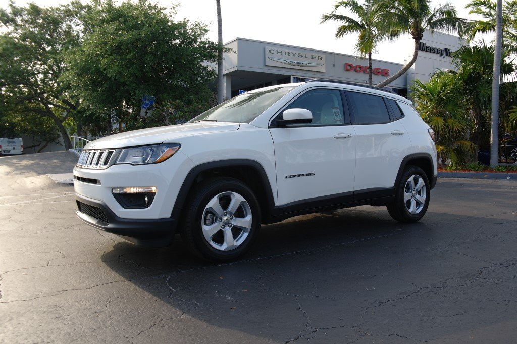 Certified Pre Owned 2019 Jeep Comp Laude