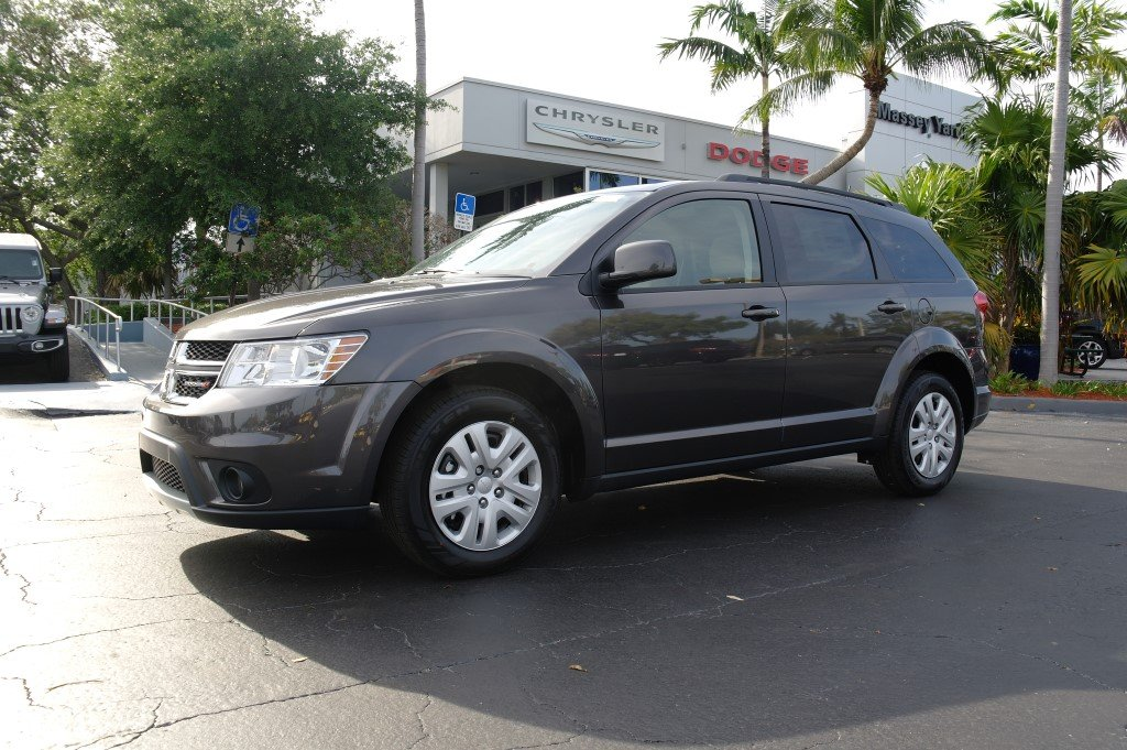 Certified Pre Owned 2019 Dodge Journey Se