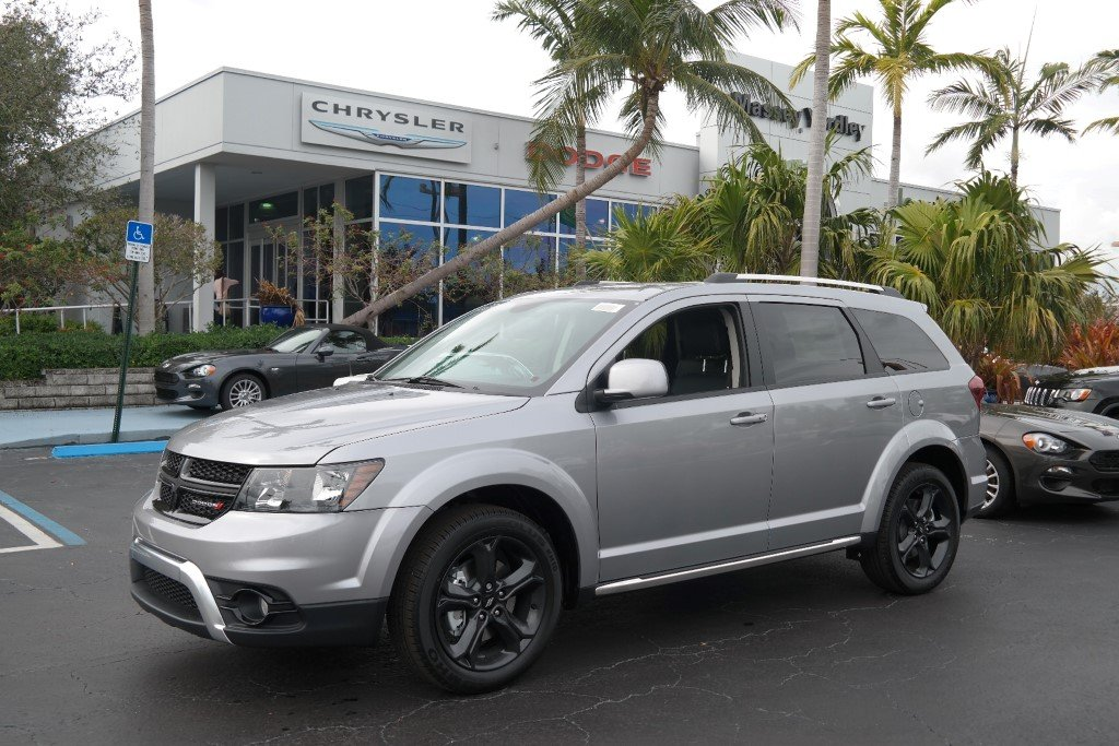 New 2018 Dodge Journey Crossroad Sport Utility In Plantation 78020