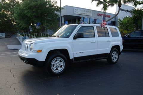 Pre Owned 2015 Jeep Patriot Sport